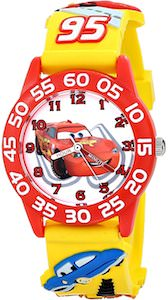 Cars Lightning McQueen Time Teacher Watch