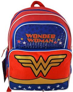 Classic Wonder Woman Backpack