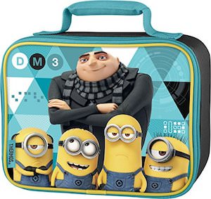 Despicable Me 3 Lunch Box