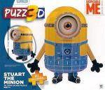 Despicable Me Minion Stuart 3D Puzzle