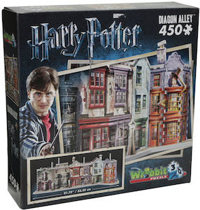 Diagon Alley 3D Puzzle