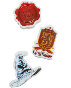 Harry Potter Eraser Set