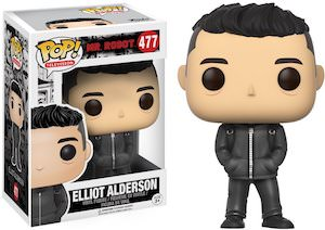Elliot Alderson Pop! Figurine