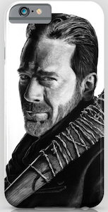 Negan Phone Case For iPhone And Samsung Galaxy Phones