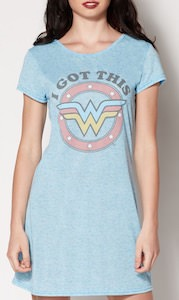 Wonder Woman I Got This Nightgown