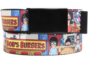 Bob's Burgers Diner Belt