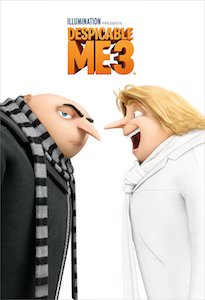Despicable Me 3 Movie On DVD, Blu-ray, 3D, or 4K