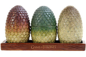 Dragon Eggs Salt & Pepper Shaker Set