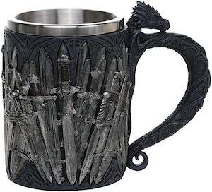 Game of Thrones Swords And Dragon Mug