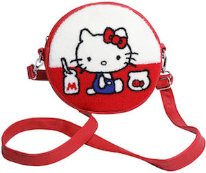 Round Hello Kitty Handbag