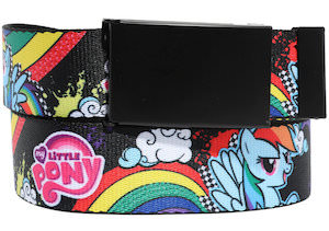 MLP Rainbow Dash Belt