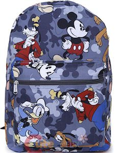 Mickey And Friends Backpack