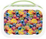 Sesame Street Many Character Faces Lunch Box