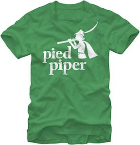Silicon Valley Pied Piper Logo T-Shirt
