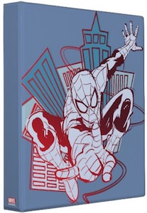Spider-Man City Sketch Binder