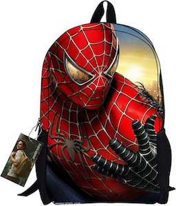 Spider-Man Up Close Backpack
