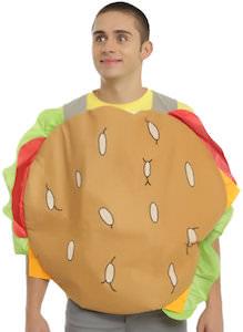 Bob's Burgers Gene Burger Costume