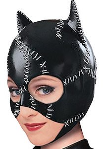 Catwoman Costume Mask