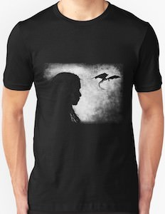 Game of Thrones Daenerys And A Dragon T-Shirt