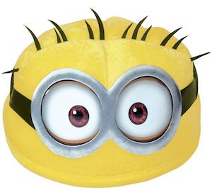 Kids Costume Minion Hat