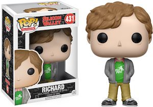 Silicon Valley Richard Figurine
