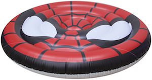 Round Spider-Man Pool Float