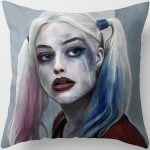 Suicide Squad Harley Quinn Pillow