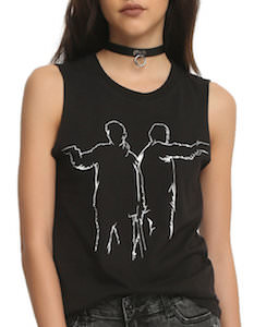 Supernatural Shadow Guys Tank Top