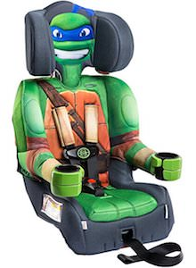 Teenage Mutant Ninja Turtles Booster Car Seat