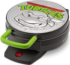 Teenage Mutant Ninja Turtles Waffle Maker