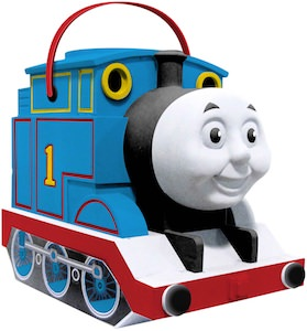 Thomas The Train Treat Pail