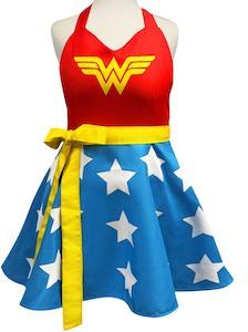 Wonder Woman Costume Apron