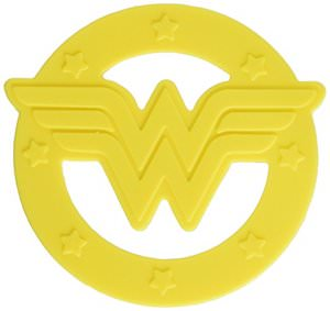 Wonder Woman Logo Teether