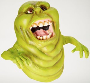 Hanging Slimer Halloween Decoration