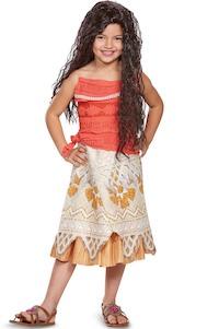 Kids Moana Costume