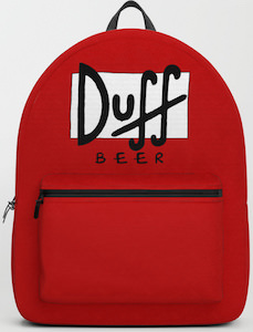 Duff Beer Backpack