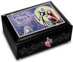 The Nightmare Before Christmas Music Box