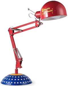 DC Comics Wonder Woman Desk Lamp