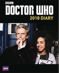 2018 Doctor Who Planner