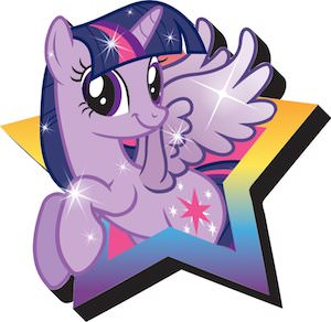 MLP Twilight Sparkle Magnet