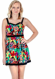 Marvel Superheroes Dress