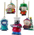 South Park Ornament Set