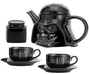 Darth Vader Tea Set