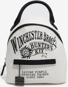 Supernatural Hunter's Kit Backpack