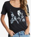 Glenn Rhee And Gun T-Shirt