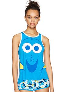 Women's Finding Dory Pajama Set
