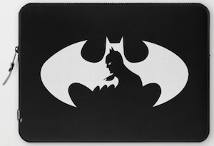 Batman Logo Laptop Sleeve
