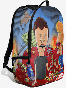 Beavis And Butt-Head Backpack