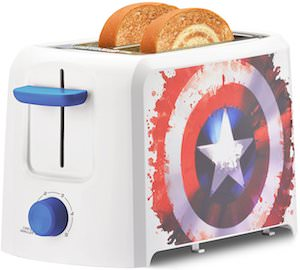 Captain America Toaster