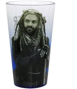 King Ezekiel Pint Glass
